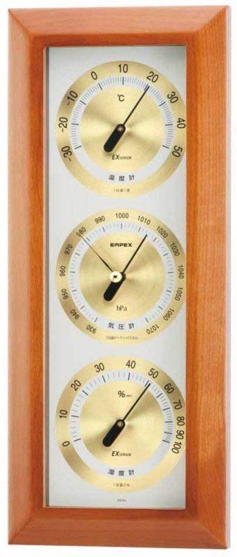 エンペックス気象計 アトモス気象計 BM-727