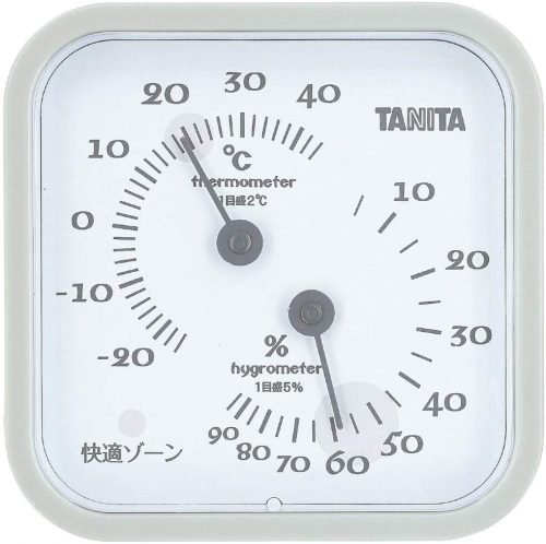 タニタ(TANITA) 温湿度計 TT-557