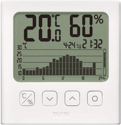タニタ(TANITA) 温湿度計 TT-580