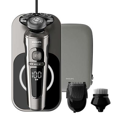 フィリップス(Philips) Shaver series 9000 Prestige ウェット&ドライ電気シェーバー SP9860/14