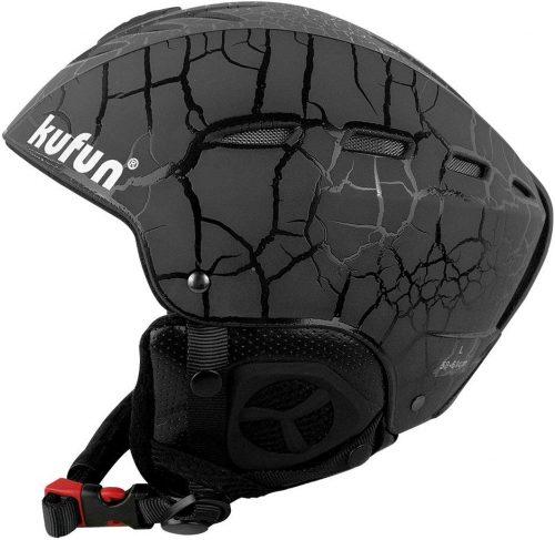 kufun スノーボード用ヘルメット