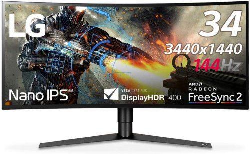 LGエレクトロニクス(LG Electronics) LG UltraGear 34GK950F-B
