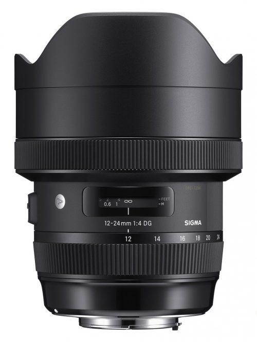 シグマ(SIGMA) 12-24mm F4 DG HSM | Art