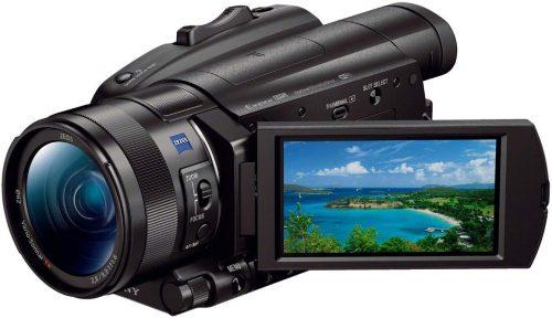 ソニー(SONY) Handycam FDR-AX700