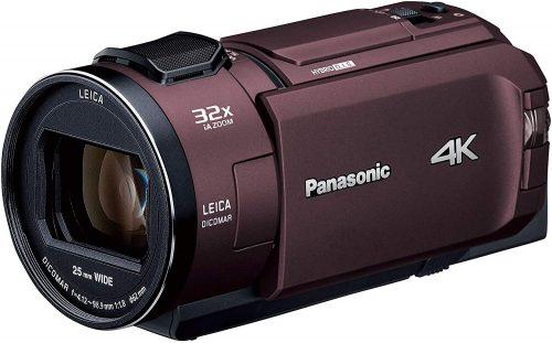 パナソニック(Panasonic) HC-WX2M
