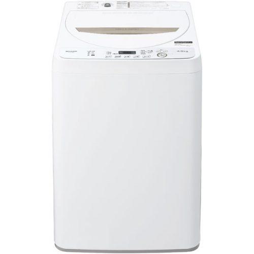 シャープ(SHARP) 全自動洗濯機 ES-GE4D