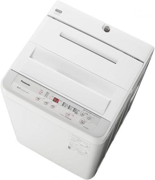 パナソニック(Panasonic) 全自動洗濯機 NA-F60B13