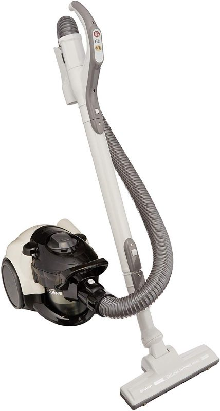 シャープ(SHARP) サイクロン掃除機 EC-CT12