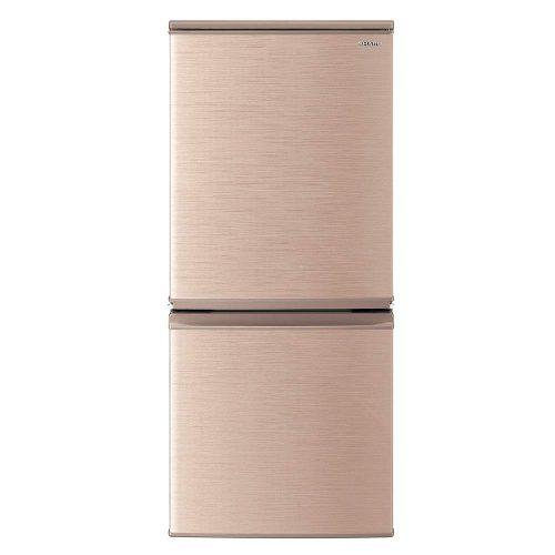 シャープ(SHARP) 冷蔵庫 つけかえどっちもドア SJ-D14E-N