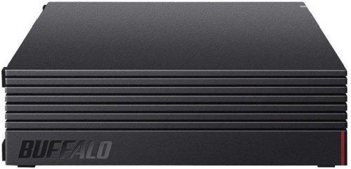 バッファロー(BUFFALO) 外付けHDD 4TB HD-AD4U3