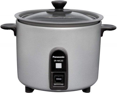 パナソニック(Panasonic) 炊飯器 1.5合 SR-MC03