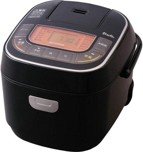 アイリスオーヤマ(IRIS OHYAMA) 炊飯器 3合 マイコン式 RC-MC30