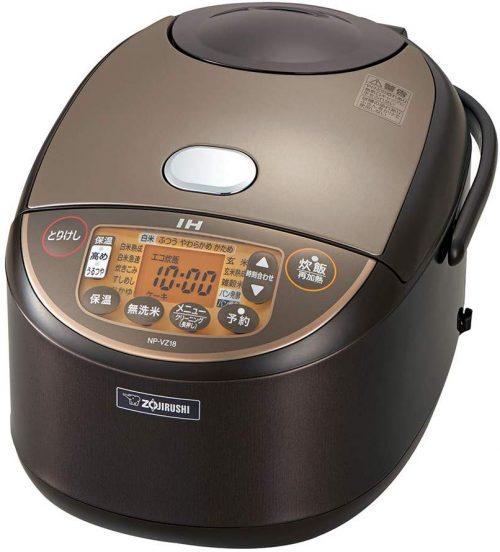 象印マホービン(ZOJIRUSHI) 炊飯器 1升炊き NP-VZ18