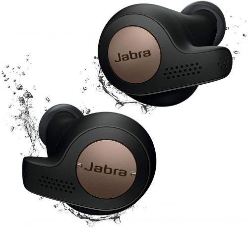 ジャブラ(Jabra) 完全ワイヤレスイヤホン Elite Active 65t