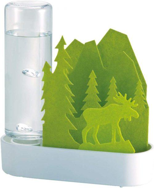 積水樹脂(SJC) 自然気化式ECO加湿器 うるおいちいさな森 ULT-EL-GR