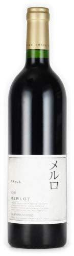 中央葡萄酒 グレイス メルロ