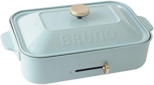ブルーノ(BRUNO) ホットプレート BOE021-BGY