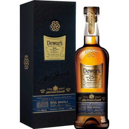デュワーズ 25年 ブレンデッド スコッチウイスキー