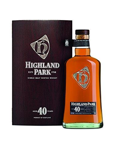 ハイランドパーク 40年 シングルモルト スコッチウイスキー