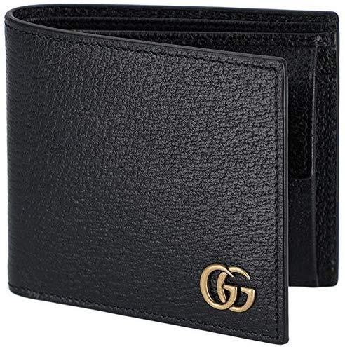 グッチ(GUCCI) マーモント メンズ二つ折り財布