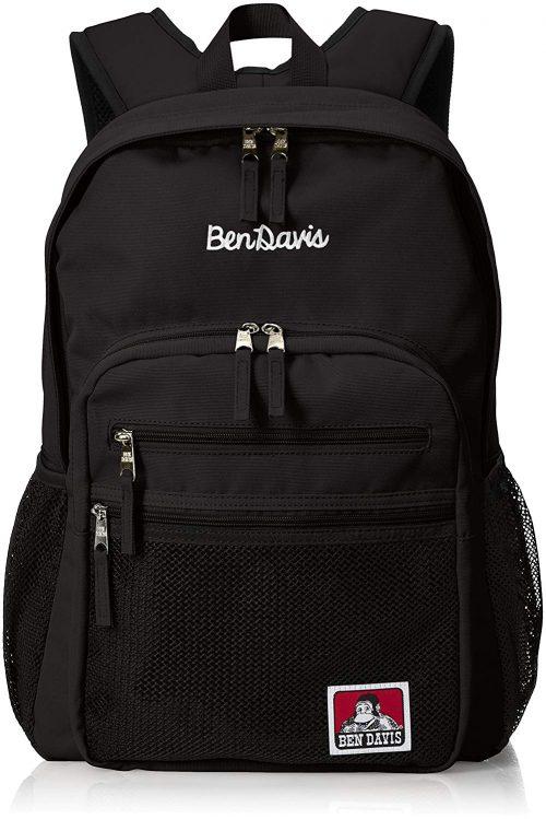 ベンデイビス(BEN DAVIS) メッシュポケット リュックサック BDW-9200
