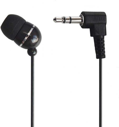エフファクトリー(F-Factory) ダイナミック密閉型片耳イヤホン VM-4081