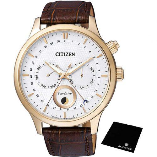 シチズン(CITIZEN) 腕時計 ECO-DRIVE MOON PHASE AP1052-00A