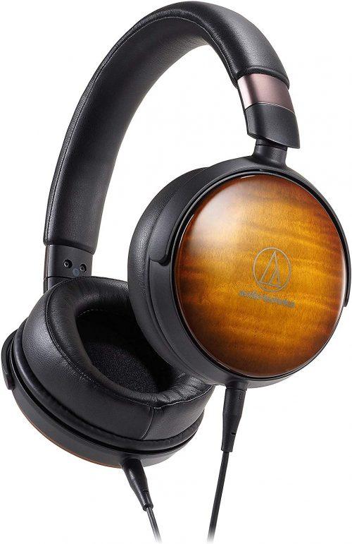 オーディオテクニカ(audio-technica) ポータブルヘッドホン ATH-WP900