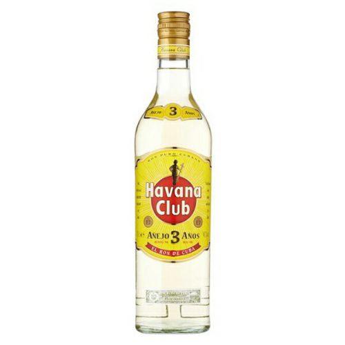 ハバナクラブ(Havana Club) 3年 ホワイト