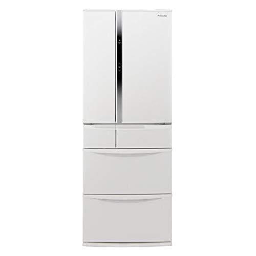 パナソニック(Panasonic) 451L 6ドア冷蔵庫 NR-FVF455