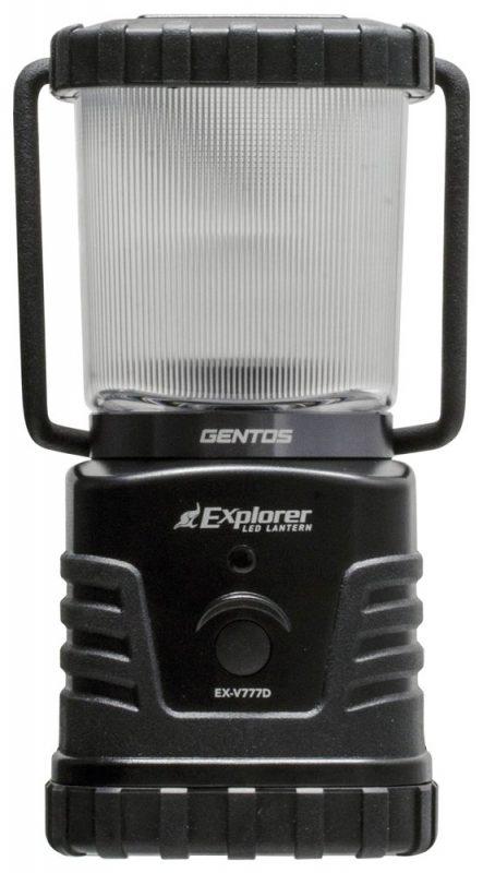ジェントス(GENTOS) Explorer EX-V777D