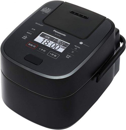 パナソニック(Panasonic) 炊飯器 5.5合 スチーム可変圧力IH式 Wおどり炊き SR-VSX109