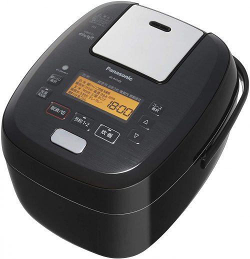 パナソニック(Panasonic) 炊飯器 5.5合 可変圧力IH式 おどり炊き SR-PA109