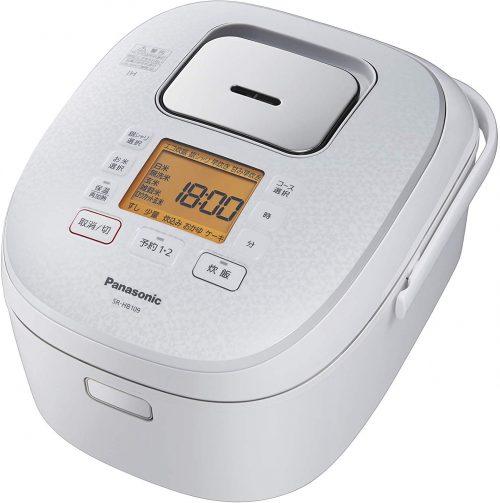 パナソニック(Panasonic) 炊飯器 5.5合 IH式 SR-HB109