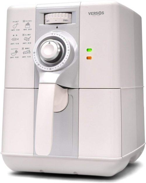 ベルソス(VERSOS) オイルカットフライヤー VS-KE08