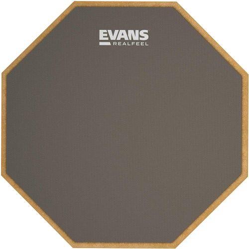 """エヴァンス(EVANS)  ドラム練習パッド12"""" Speed Pad RF12G"""
