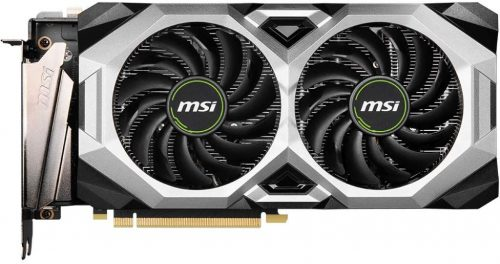 エムエスアイ(MSI) GeForce RTX 2080 SUPER VENTUS XS OC
