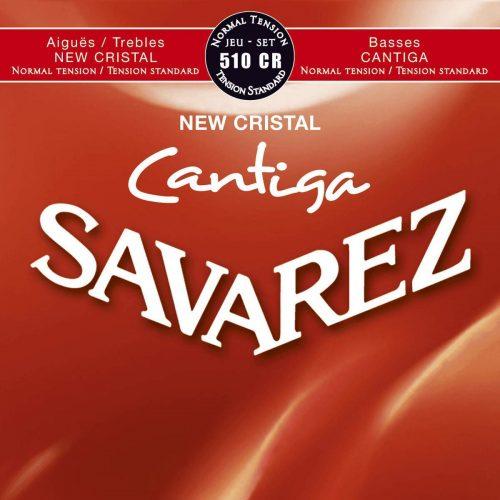 サバレス(SAVAREZ)クラシックギター弦 カンティーガ 510CR SET