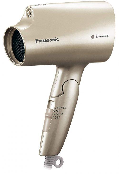パナソニック(Panasonic) ヘアドライヤー ナノケア ゴールド EH-NA2B