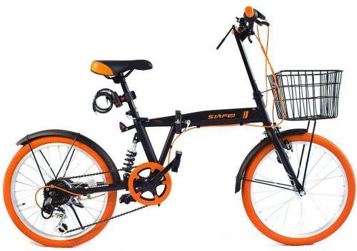 LUCK store 折りたたみ自転車