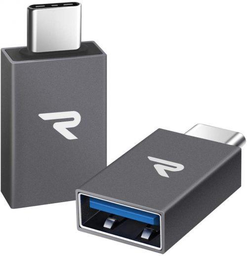 Rampow USB-C to USB-A 3.1 変換アダプタ AD02L