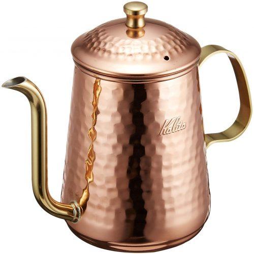 カリタ(Kalita) コーヒーポット 銅 600ml 52071