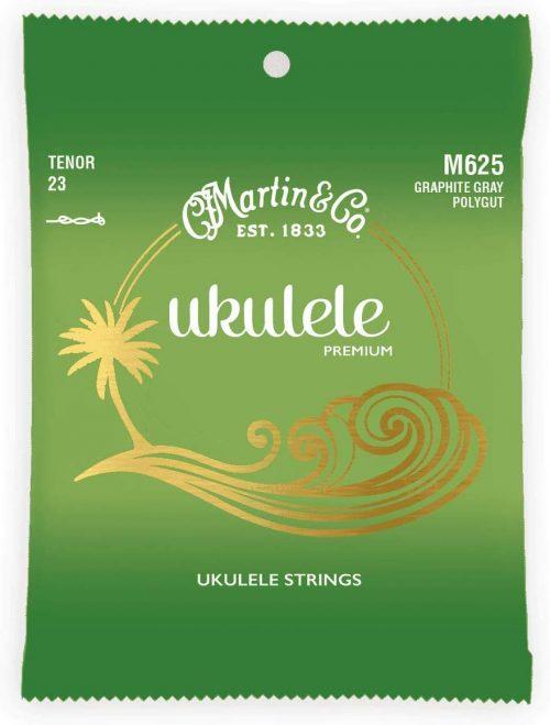 マーチン(Martin) ウクレレ弦 M625 Ukulele Premium Polygut Tenor