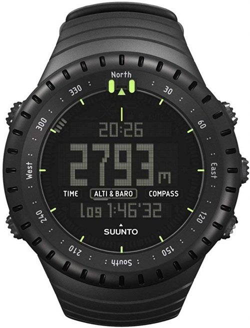 スント(SUUNTO) CORE CLASSIC ALL BLACK SS020339000