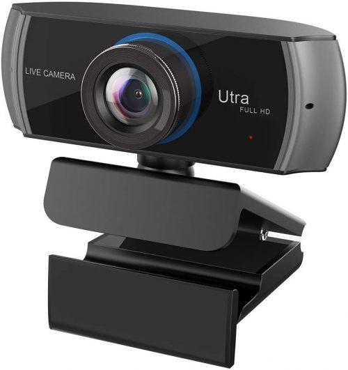 GROWFAST Full HD ウェブカメラ