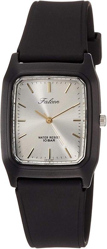 シチズン キューアンドキュー(CITIZEN Q&Q) ファルコン ウレタンベルト腕時計 VS10-001