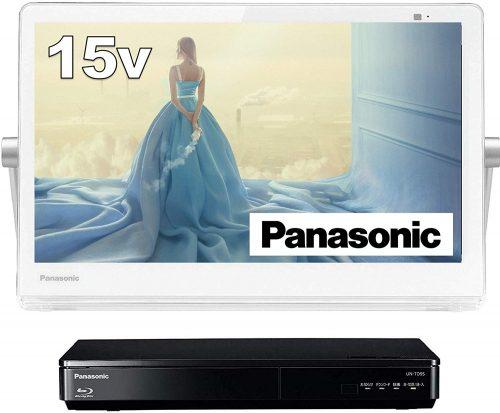 パナソニック(Panasonic) プライベート・ビエラ UN-15TD9