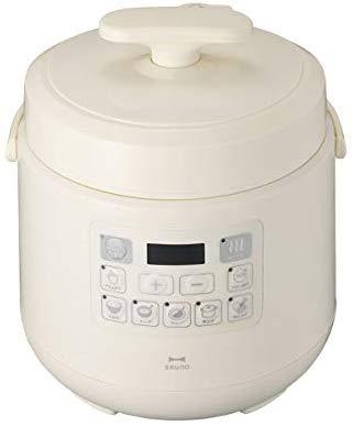 ブルーノ(BRUNO) 電気圧力鍋 BOE058