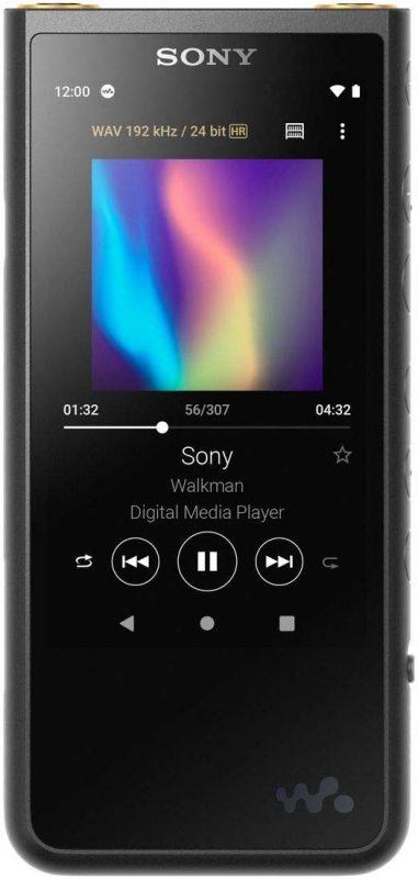 ソニー(SONY) ウォークマン ZXシリーズ NW-ZX507