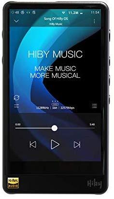 ハイビー(HiBy) ハイレゾ・デジタルオーディオプレーヤー R6ProAL